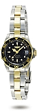 Invicta 8941 Women's Pro Diver Two-Tone Stainless Steel Bracelet Watch