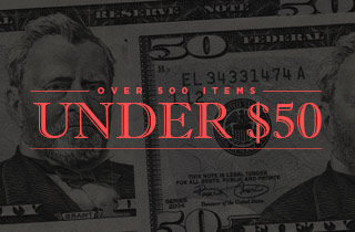 Marketplace: 500 under $50