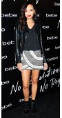 Ashley Madekwe's Saturday Night Approved Look