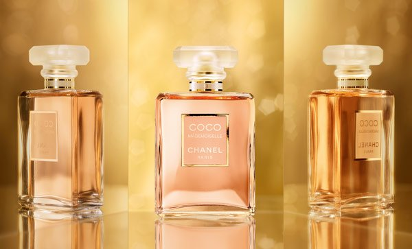 GIVE BEAUTIFULLY Delight the senses with a selection of glamorous gifts, including the irresistibly feminine COCO MADEMOISELLE.