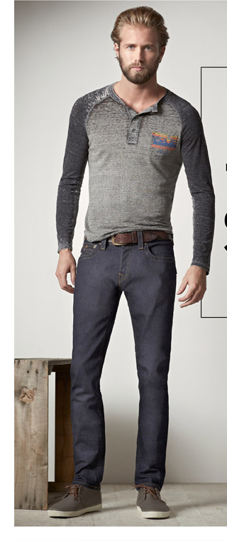 Limited Time Only Jeans As Low As $125 - Shop Mens