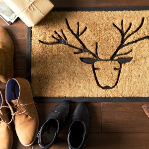 Come On In: Festive Mats for the Front Door