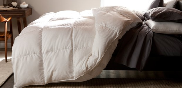 Keep Warm All Winter: With Down Comforters & More
