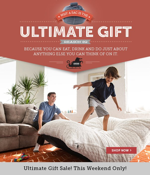 Ultimate Gift Sale! This Weekend Only!