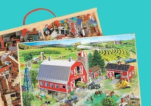 T.S. Shure Puzzles & Playsets