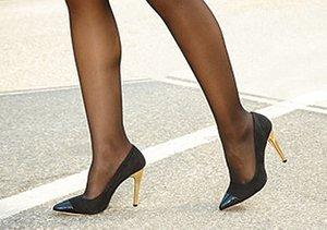 Back to Basics: Black Shoes