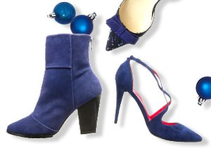 The New Neutral: Navy Shoes