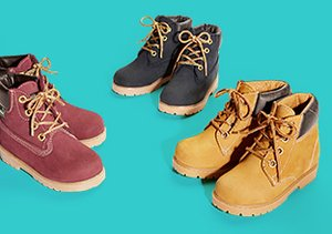 Ruggedly Cute: Boots for Kids