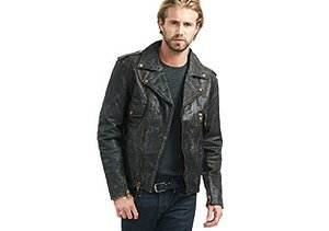Ideal Pair: Jeans & Leather Jackets
