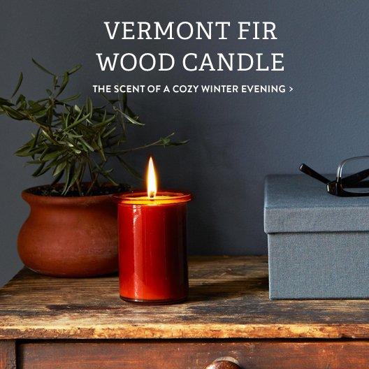 Fir Candle