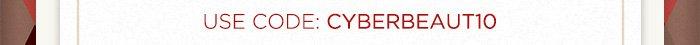 USE Code: CYBERBEAUT10