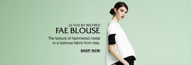 Le Fou by Wilfred Fae Blouse