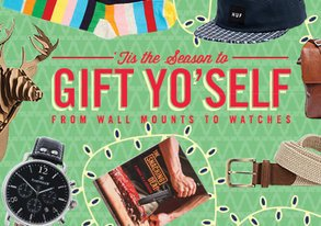 Shop Gift Yo' Self