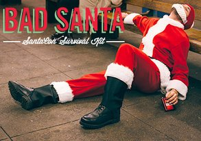 Shop Bad Santa Survival Kit
