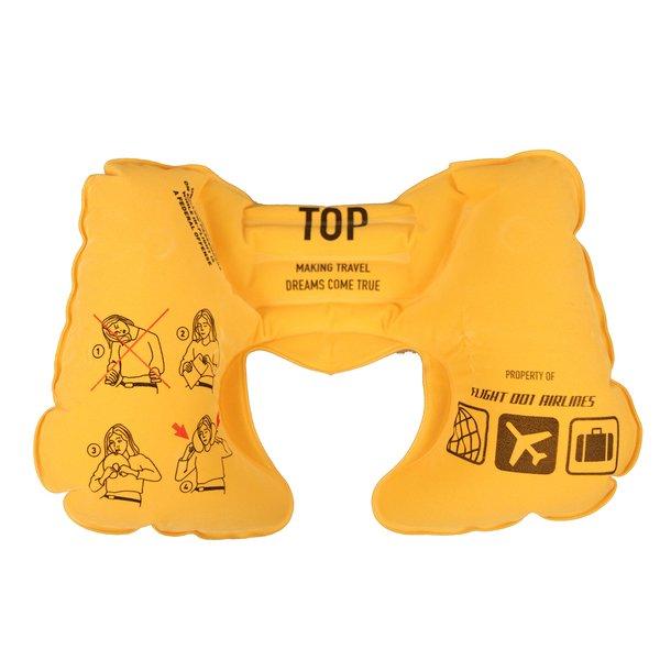 Safety Neckrest Yellow