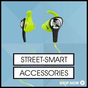 Street-Smart Accessories