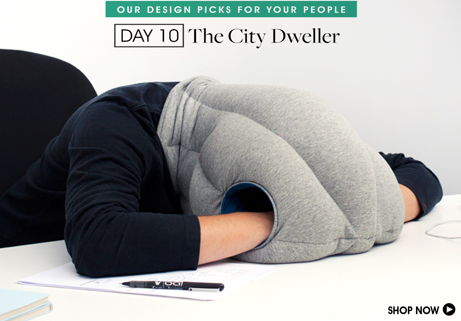 - 12 Days of Gifting - Day 10 The City Dweller