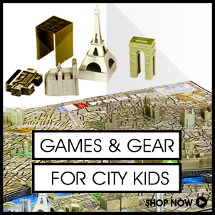 Games & Gear For City Kids