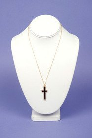 Cross Shadow Necklace