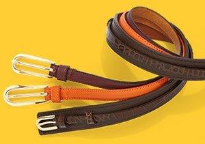 Belts by Bergé & Leone Braconi