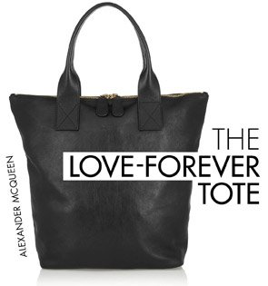 THE LOVE FOREVER TOTE