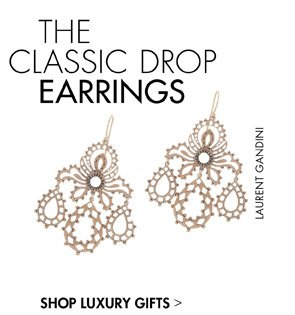 THE CLASSIC DROP EARRINGS