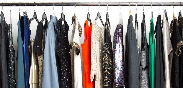 The Luxe Closet: Armani Collezioni & More