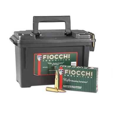 180 rds. .308 Winchester® 150 Grain FMJ Ammo with Can