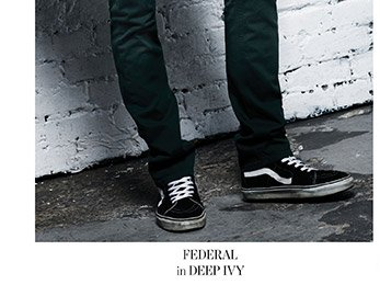 Federal in Deep Ivy