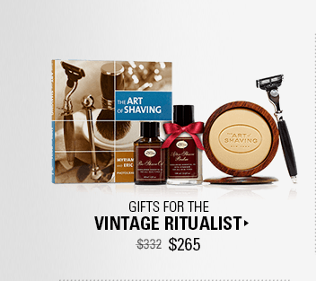 Gifts for the Vintage Ritualist
