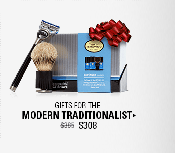 Gifts for the Modern traditionalist