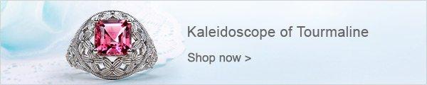 Kaleidoscope of Tourmaline