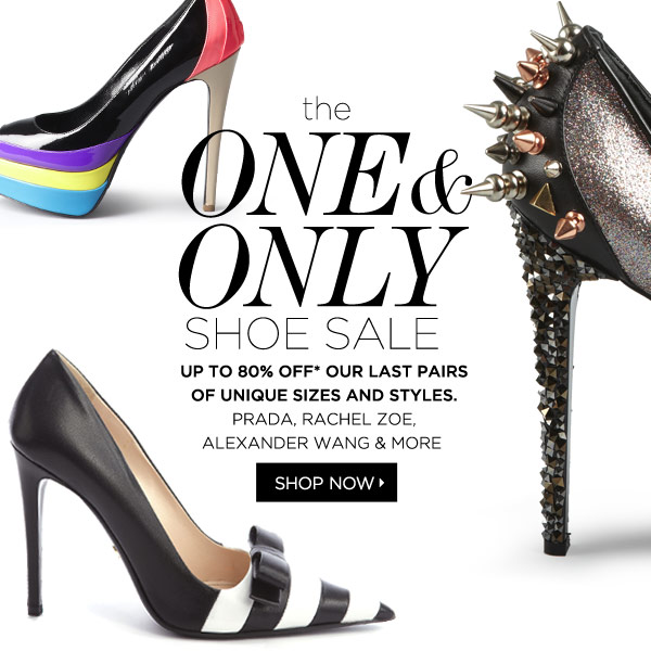 Onesie Shoe Sale