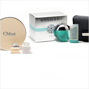 Signature Scents: Perfume & Cologne Gift Sets