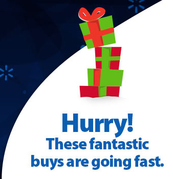 Hurry! Going Fast.