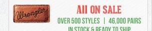 All Wrangler Jeans on Sale