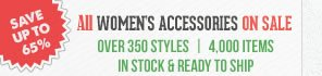 All Womens Accessories on Sale