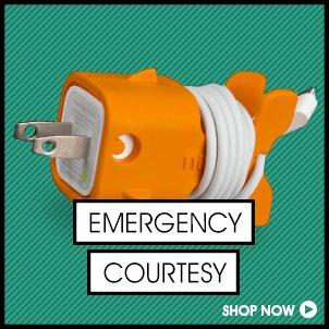 Emergency Courtesy