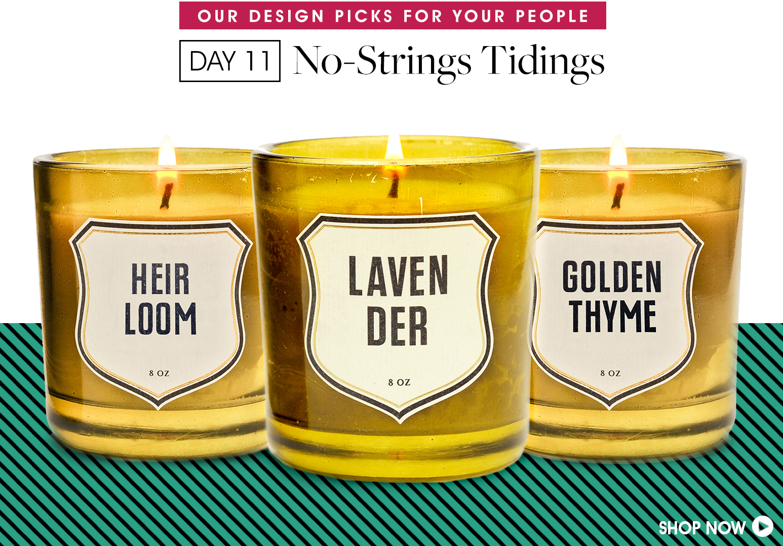 - 12 Days of Gifting - Day 11 No-Strings Tiding