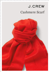 J.CREW Cashmere Scarf
