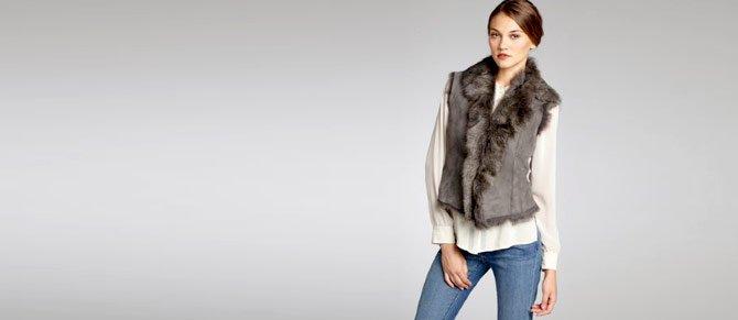 Shearling Jackets & Vests