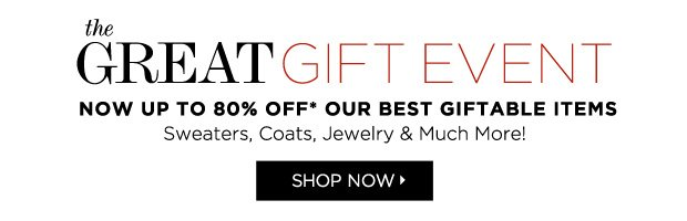 Great Gifts for Everyone