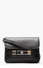 PROENZA SCHOULER Black PS11 Mini Classic Leather Shoulder Bag for women