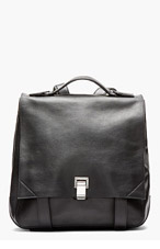 PROENZA SCHOULER Black PS Large Leather Backpack for women