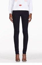 STELLA MCCARTNEY Blue-Black Ashley Skinny Jeans for women