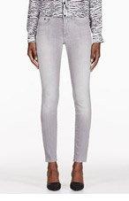 PROENZA SCHOULER Grey PS-J5 Ultra Skinny Jeans for women