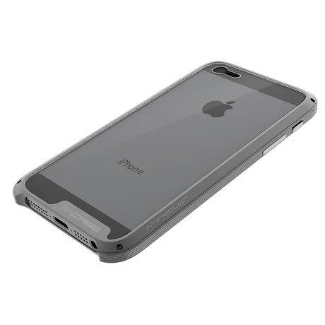 Elite Case for iPhone 5/5s // Titanium
