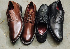 Shop Dress Shoes Done Right