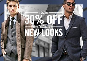 Shop Extra 30% Off: Exclusive New Looks