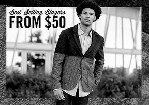 Shop Best-Selling Blazers from $50